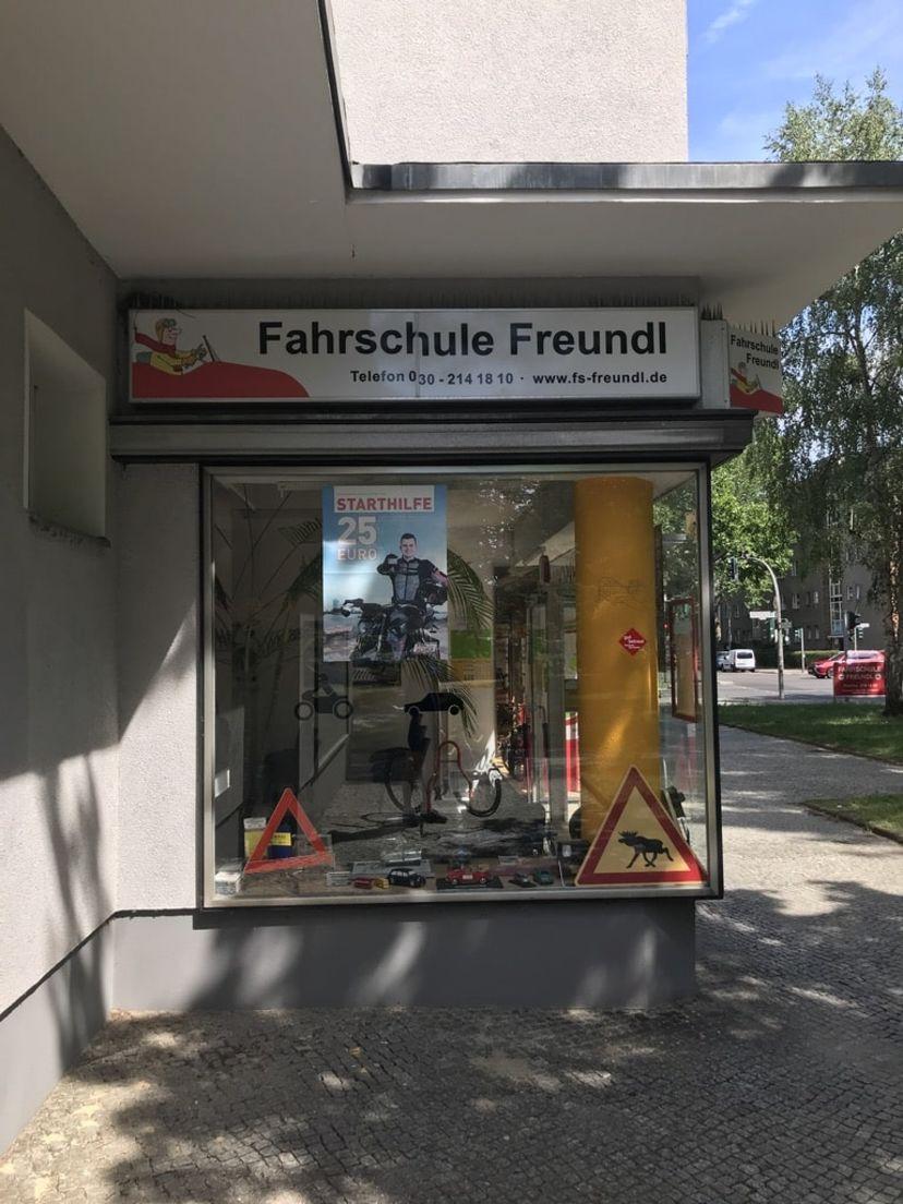 Fahrschule Thomas Freundl Berlin Schöneberg 2