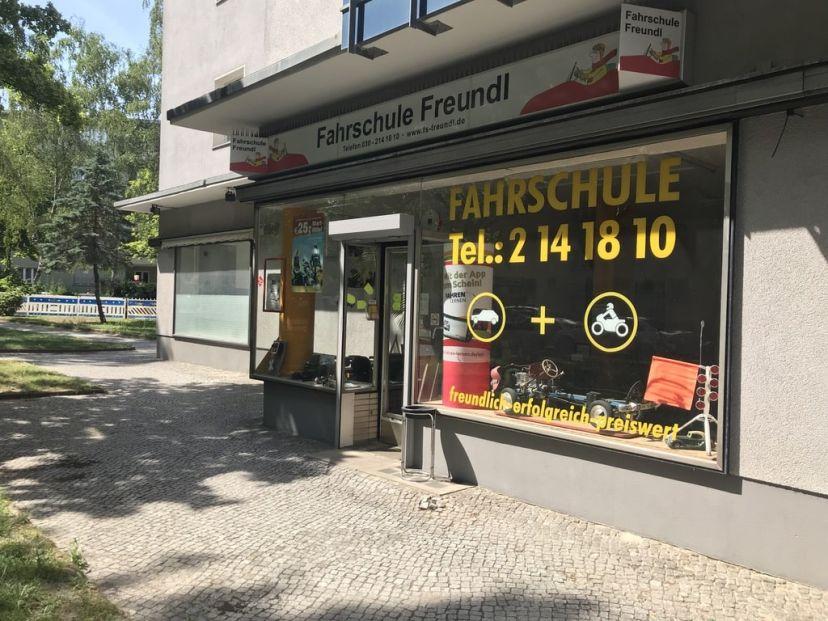 Fahrschule Thomas Freundl Berlin Schöneberg 3