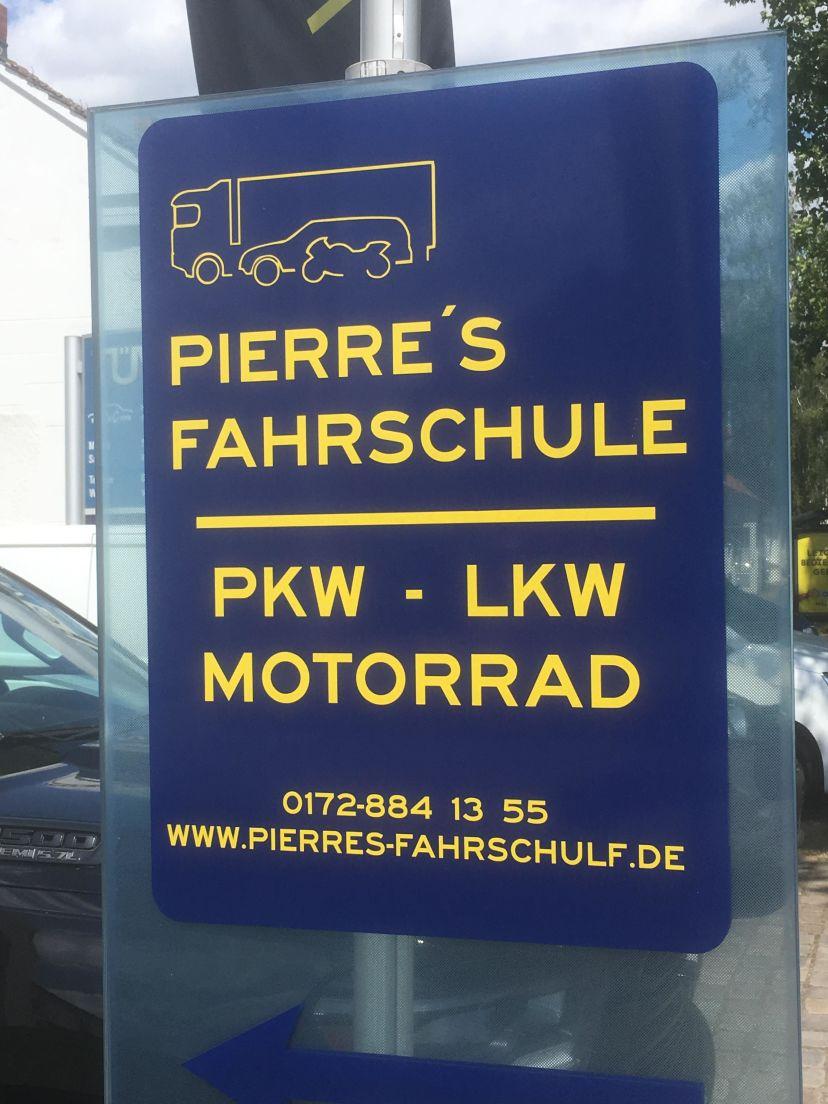 Fahrschule Pierre's Berlin Pankow 4