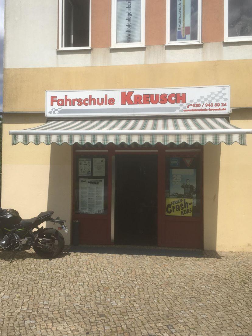 Fahrschule Kreusch Berlin Bezirk Pankow 1