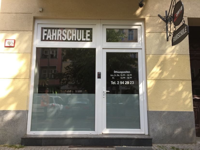 Fahrschule 2Drive Perfect GmbH - Friedrichshain-Kreuzberg Berlin Bezirk 1