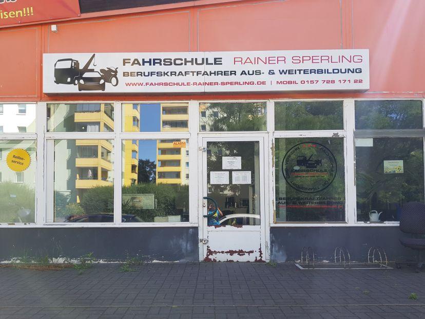 Fahrschule Rainer Sperling - Hellersdorf Ahrensfelde 1