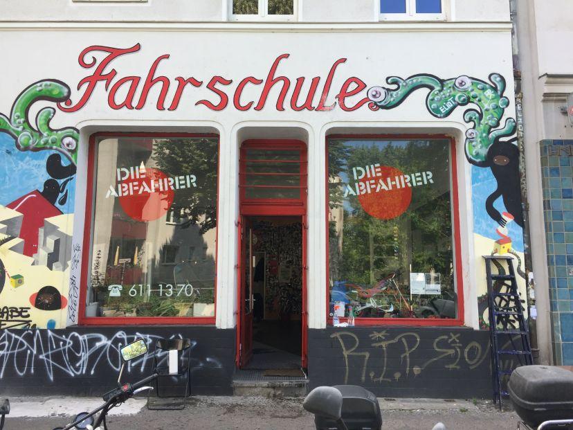 Fahrschule Die Abfahrer Berlin Kreuzberg 1