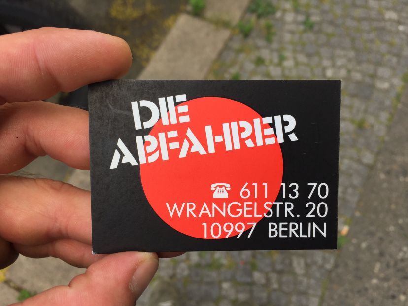 Fahrschule Die Abfahrer Berlin Kreuzberg 4