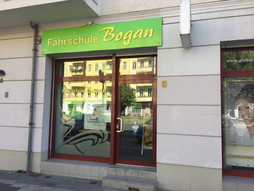 Fahrschule Bogan Berlin Pankow 1