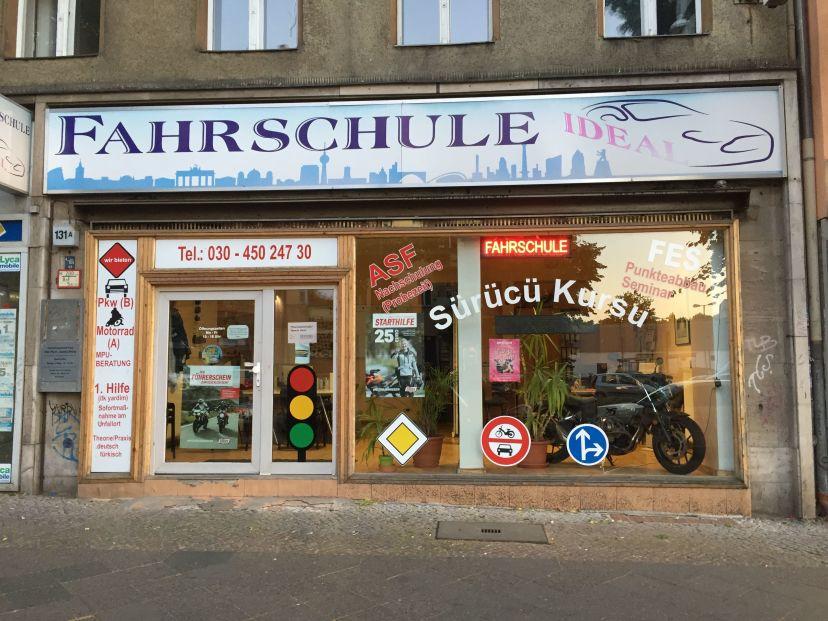 Fahrschule Ideal Berlin Wedding 1