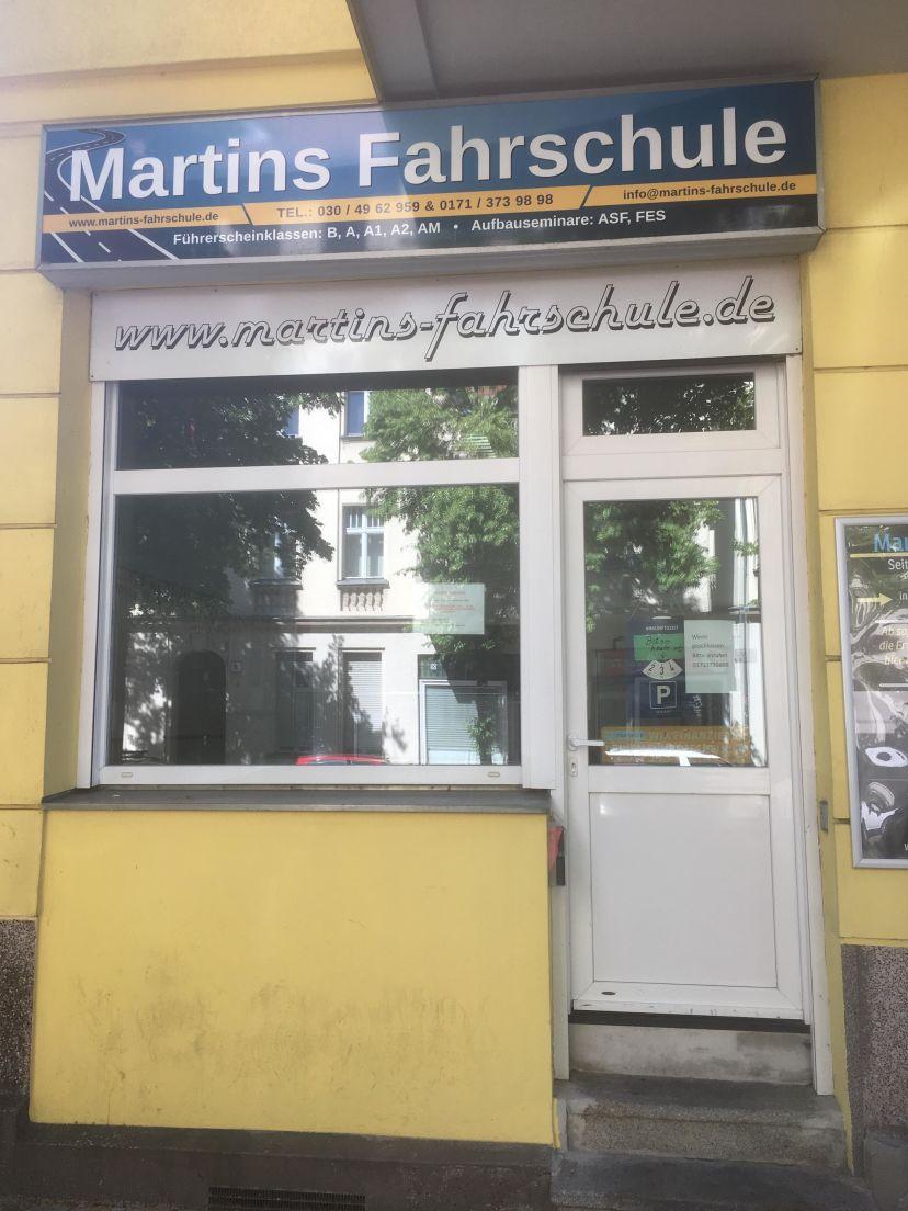 Fahrschule Martins Berlin Reinickendorf 1