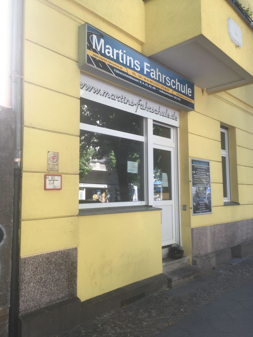 Fahrschule Martins Reinickendorf 2