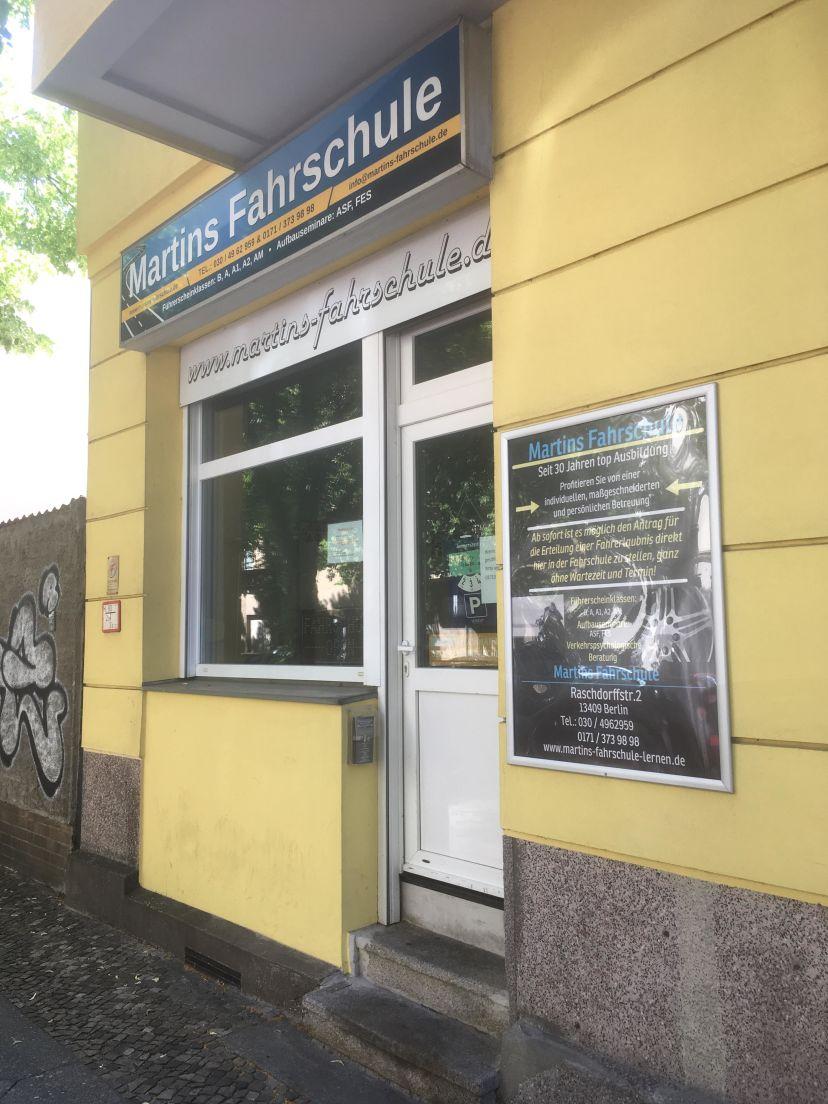 Fahrschule Martins Reinickendorf 3