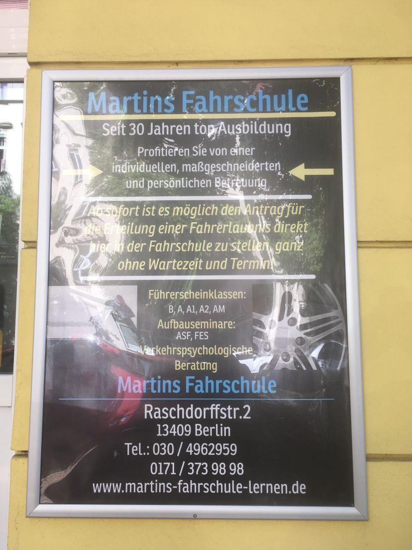 Fahrschule Martins Reinickendorf 4