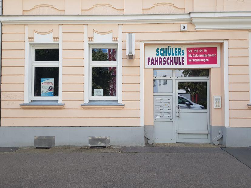 Fahrschule Schülers - Köpitzer Str. Friedrichsfelde 1