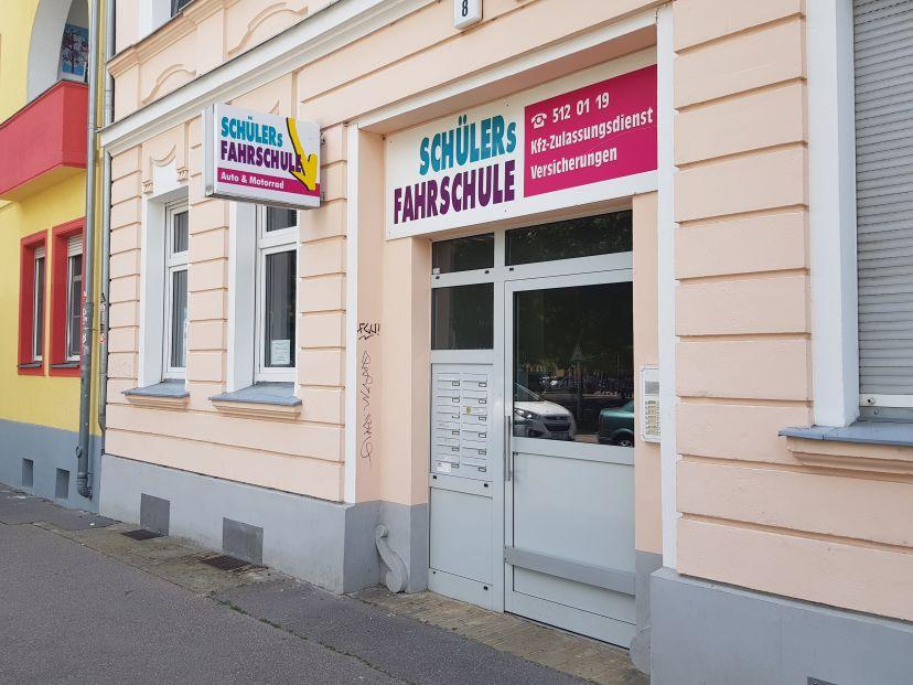 Fahrschule Schülers - Köpitzer Str. Friedrichsfelde 3