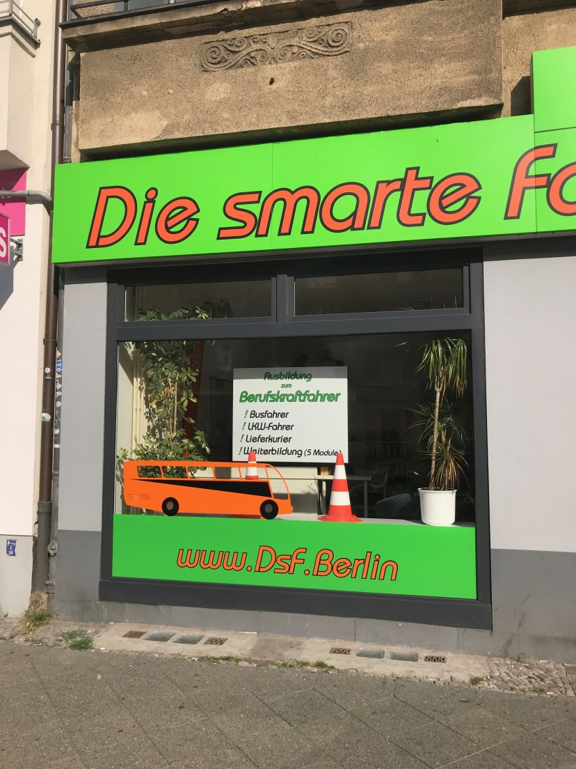 Fahrschule Die smarte GmbH - Klosterstraße Siemensstadt 3