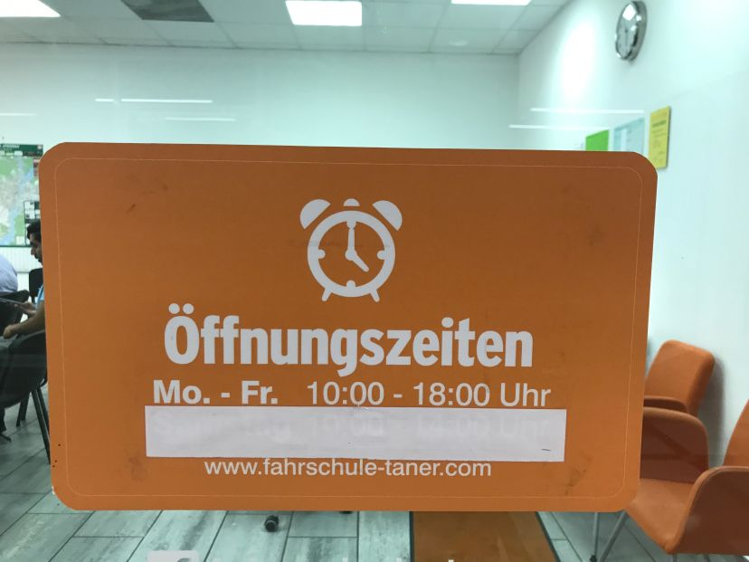 Fahrschule Taner Berlin Spandau 5