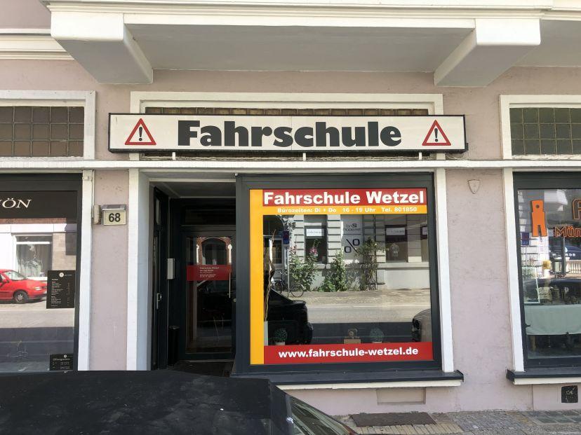 Fahrschule Wetzel Blücherplatz 1