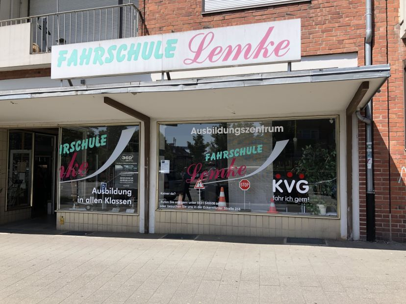 Fahrschule Lemke Kiel Ravensberg - Brunswik Düsternbrook 1
