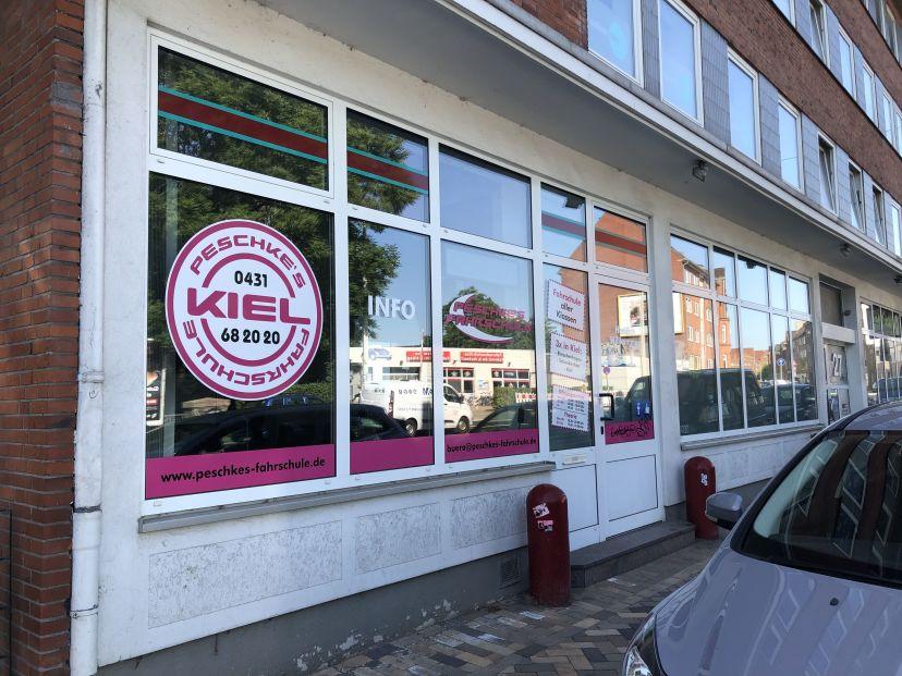 Fahrschule Peschke Christian Kiel Hassee 2