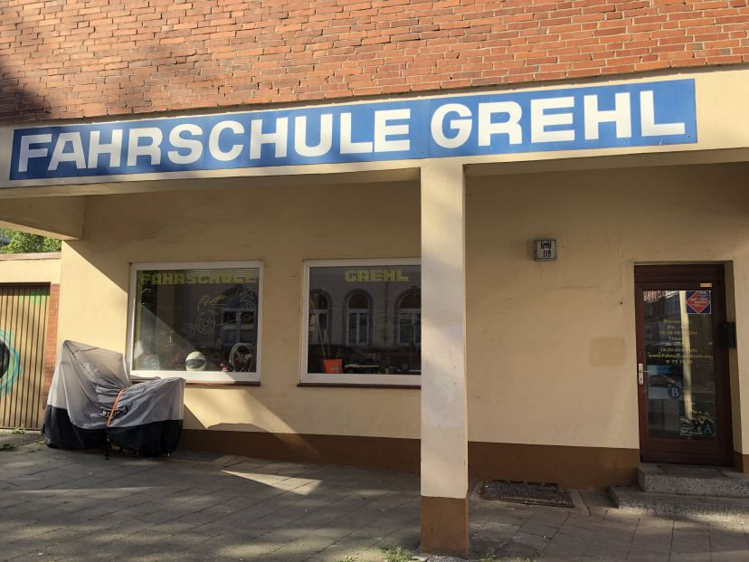 Fahrschule Grehl Inh. W. Weber Gaarden-Ost 2