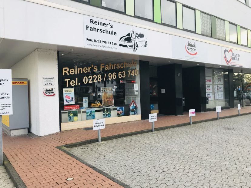 Fahrschule Reiner's Tannenbusch 2