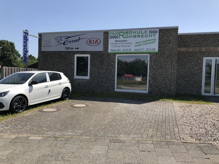 Fahrschule Peters-Fahrspaß Suchsdorf 1