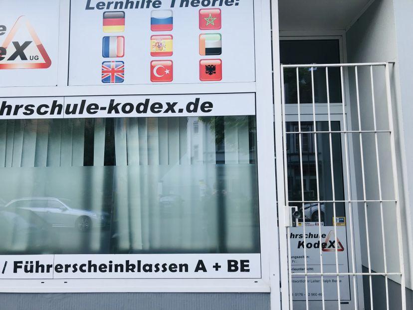 School Fahrschule Kodex UG Weststadt 2