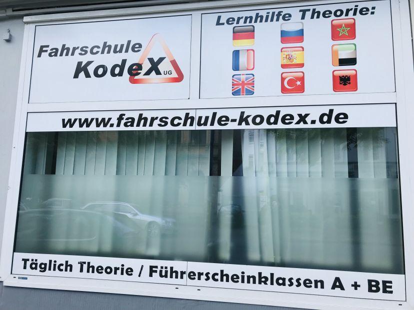 School Fahrschule Kodex UG Weststadt 1