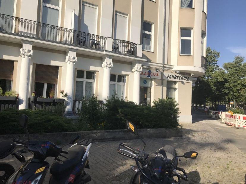 Fahrschule Marcus - Heerstraße 22 Westend 1
