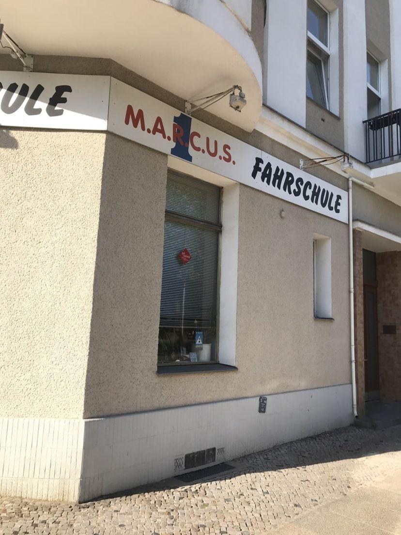 Fahrschule Marcus - Heerstraße 22 Westend 2