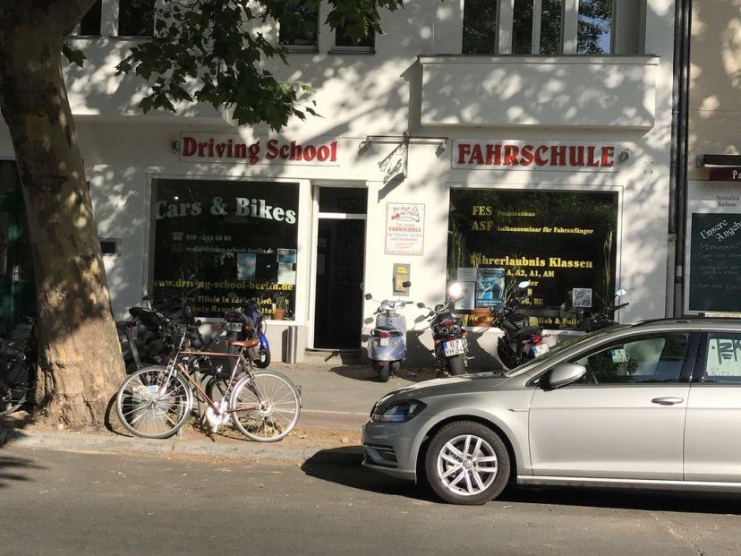 Fahrschule  Berlin - Mierendorffplatz Charlottenburg 1