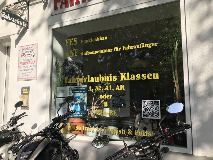Fahrschule  Berlin - Mierendorffplatz Charlottenburg 4