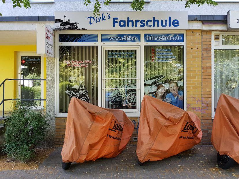 Fahrschule Dirk's - Gothaer Str. Hönow 1
