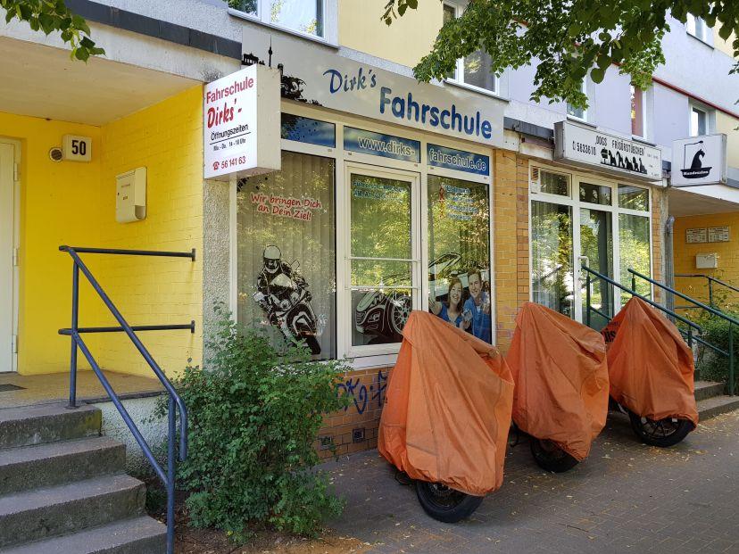 Fahrschule Dirk's - Gothaer Str. Berlin Hellersdorf 2