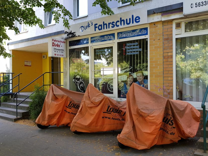 Fahrschule Dirk's - Gothaer Str. Berlin Hellersdorf 3