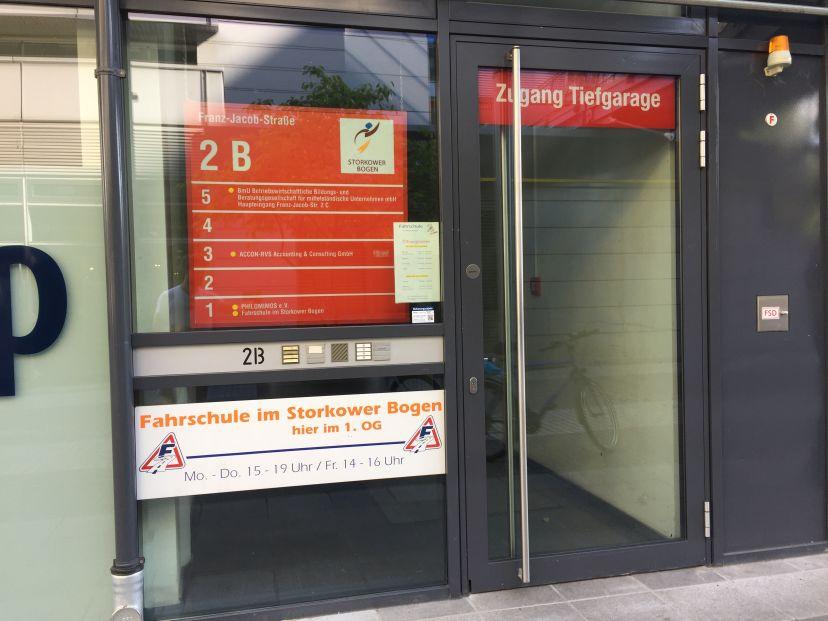 Fahrschule im Storkower Bogen - Franz Jacob Str. 2b 1.OG Berlin Fennpfuhl 2