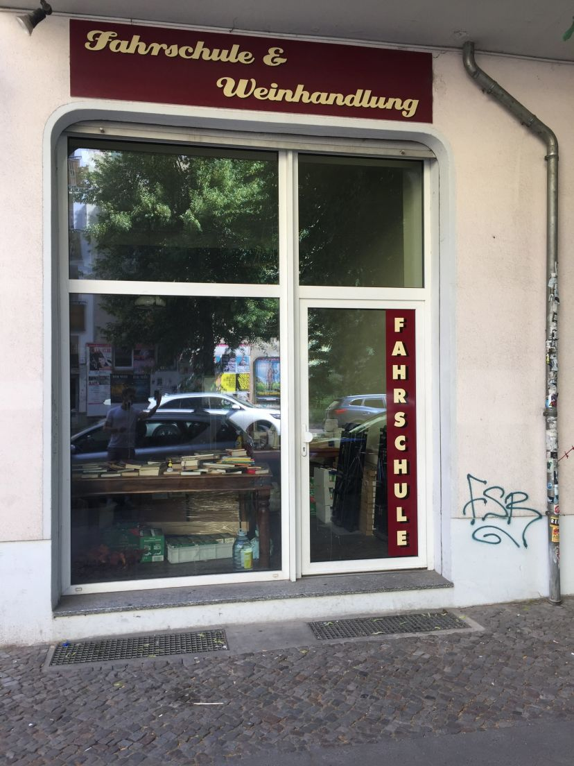 Fahrschule Murmel Berlin Friedrichshain 1