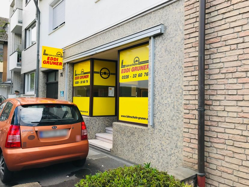 Fahrschule Eddi Gruner - Drachenburgstraße Bonn Bad Godesberg 3