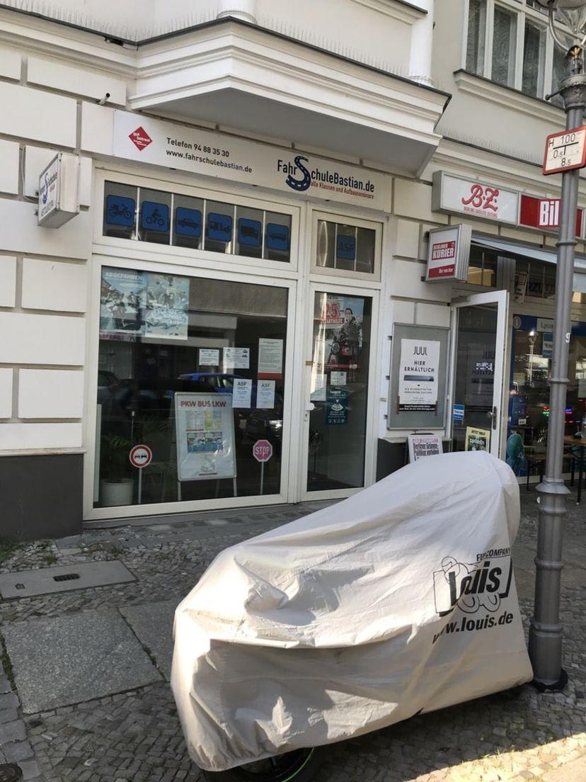 Fahrschule VFS Verkehrsfachschule Berlin - Behaimstraße Charlottenburg 1