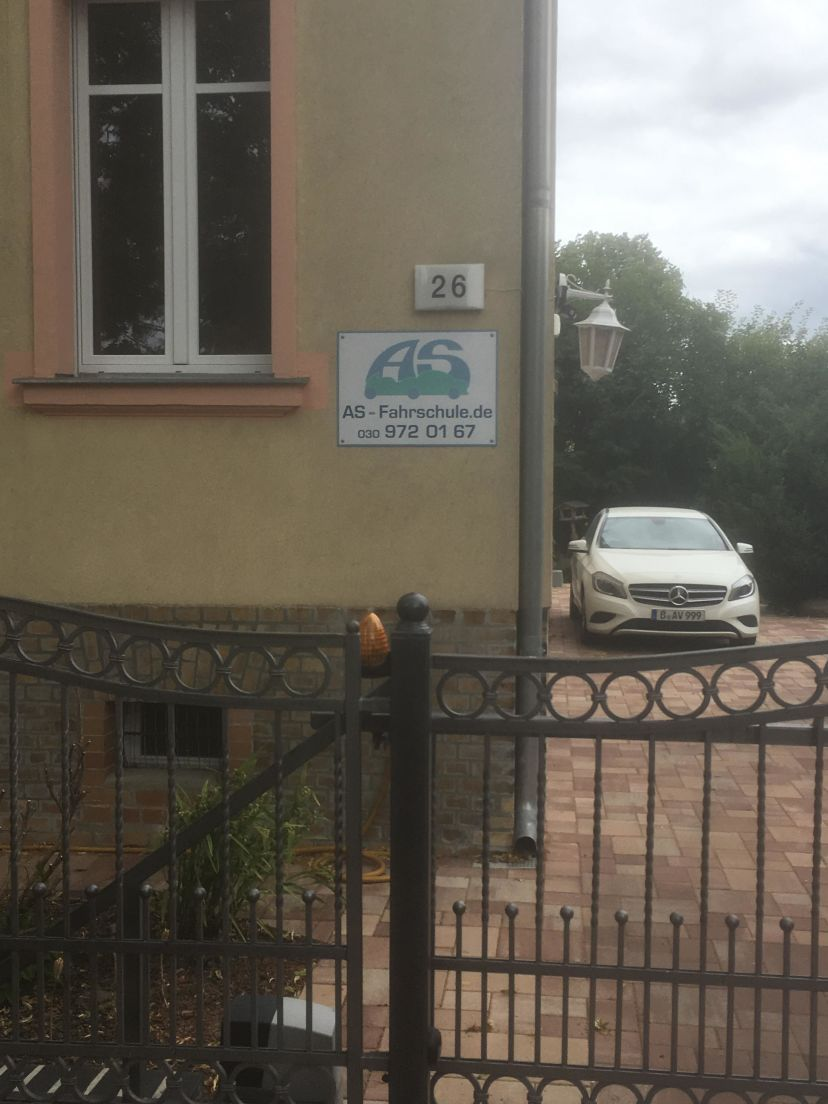 Fahrschule AS-Fahrschule - Rosenthaler Str. Französisch Buchholz 2