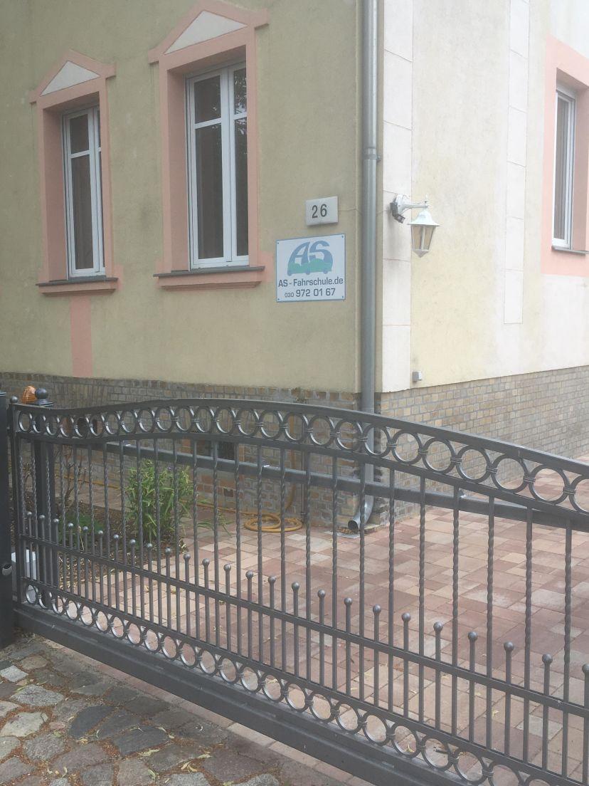 Fahrschule AS-Fahrschule - Rosenthaler Str. Französisch Buchholz 3
