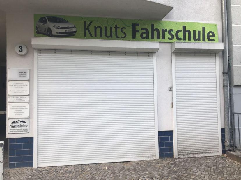Fahrschule Knuts Berlin Schöneberg 1