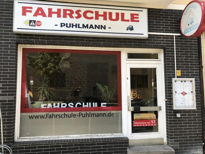 School Fahrschule Puhlmann Charlottenburg 1