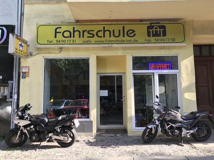 Fahrschule Tat Berlin Charlottenburg 1