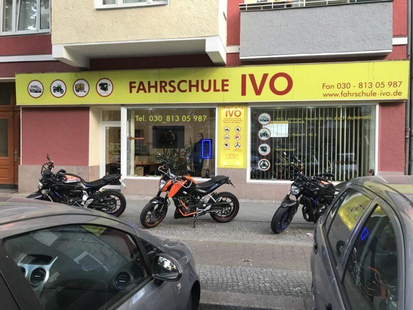 Fahrschule Ivo Berlin Charlottenburg 1