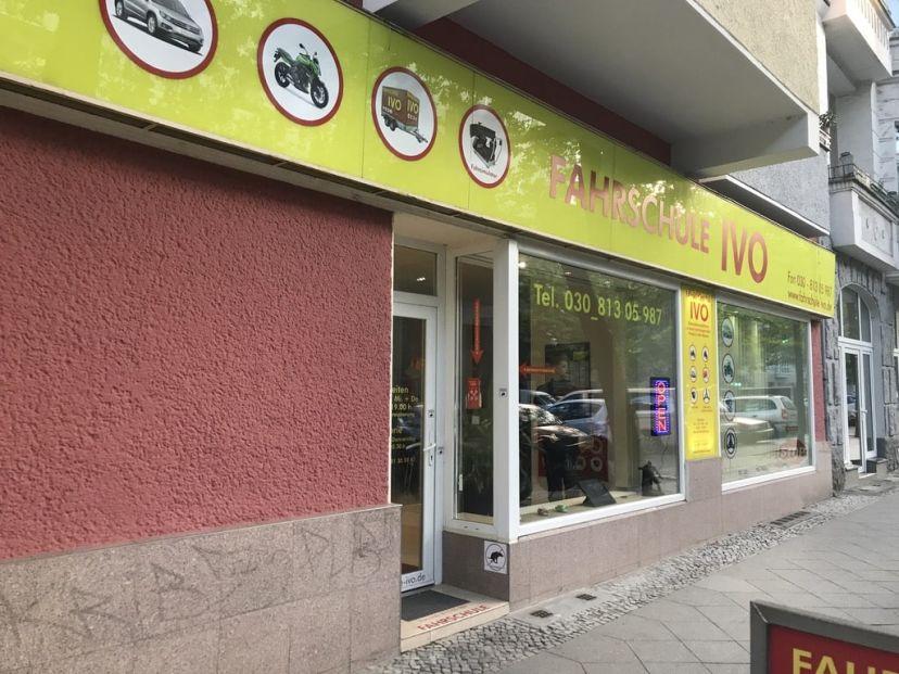 Fahrschule Ivo Berlin Charlottenburg 3