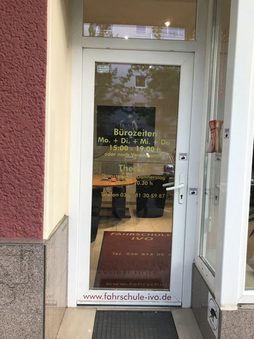 Fahrschule Ivo Berlin Charlottenburg 4