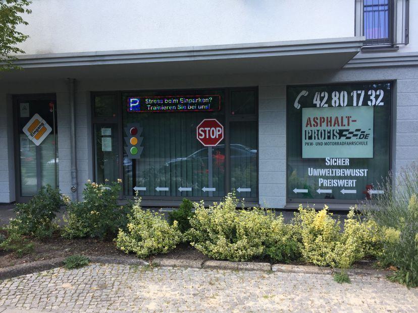 Fahrschule Asphalt Profis KGA Bielefeld 1