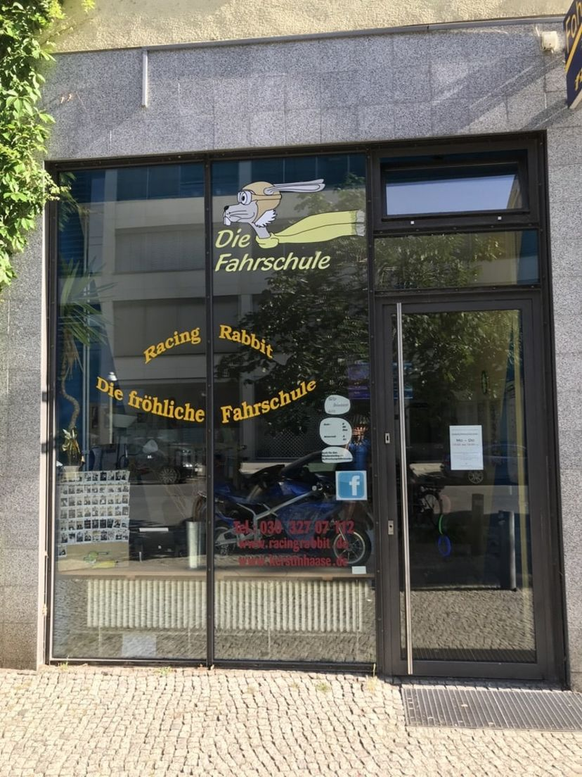 Fahrschule Racing Rabbit Berlin Charlottenburg 1