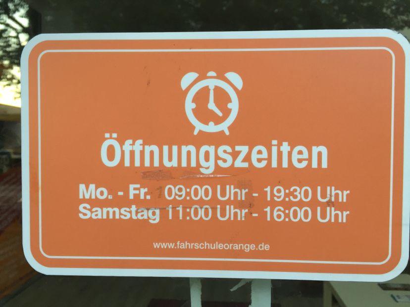 Fahrschule Orange Wedding Berlin 4