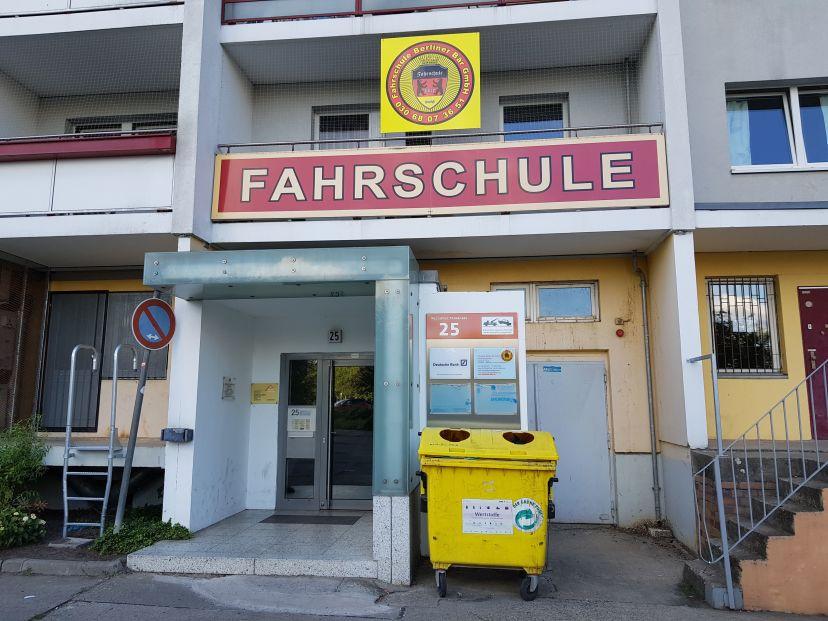 Fahrschule Berliner Bär Berlin Hellersdorf 1