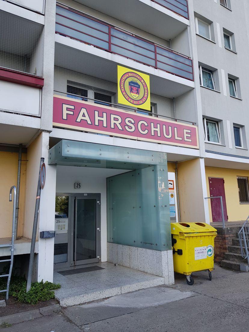 Fahrschule Berliner Bär Berlin Hellersdorf 2